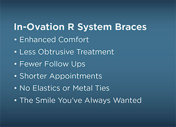 In-Ovation R System Braces